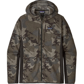 Patagonia Lightweight Better Sweater Hoody Men, river delta/forge grey